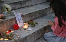 """Người dân Pháp choáng váng sau vụ khủng bố """"máu lạnh"""""""