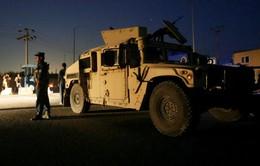 Afghanistan: Đánh bom xe gần khu nhà người nước ngoài ở thủ đô Kabul