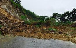 Huyện Mường Lát - Thanh Hóa bị cô lập do mưa lũ