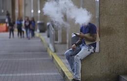 Tổng thống Duterte sẽ ký sắc lệnh cấm hút thuốc lá ở nơi công cộng