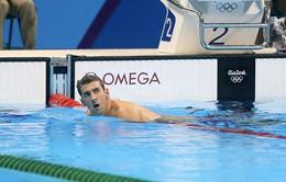 Môn bơi lội hưởng lợi ích kinh tế lớn từ Michael Phelps