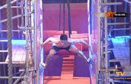 Sasuke Việt Nam: Các thí sinh cạnh tranh thứ hạng quyết liệt giành quyền đi tiếp