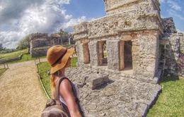 Mẹo chụp ảnh không bị vướng người ở các điểm du lịch nổi tiếng