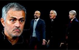 Thành tích đối đầu của Mourinho: Bắt nạt Wenger nhưng sợ Pep và Klopp