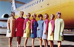 Trang phục nữ tiếp viên hàng không thay đổi thế nào trong 85 năm qua?