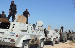 Quân đội Ai Cập tiêu diệt 60 tên khủng bố trên bán đảo Sinai
