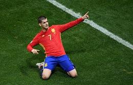 EURO 2016, Tây Ban Nha 3-0 Thổ Nhĩ Kỳ: Morata lập cú đúp, nhà ĐKVĐ thắng thuyết phục!