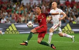 VIDEO EURO 2016: Pha bỏ lỡ khó tin của Ronaldo (Bồ Đào Nha)