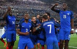 EURO 2016: Hưởng lợi, giá trị của nhiều cầu thủ ĐT Pháp được đẩy lên cao!