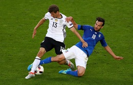 VIDEO EURO 2016: Xem lại trận tứ kết Đức 1-1 (6-5 pen) Italy