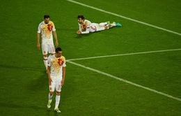 EURO 2016, Croatia 2-1 Tây Ban Nha: Thua ngược, ĐKVĐ Tây Ban Nha mất luôn ngôi đầu