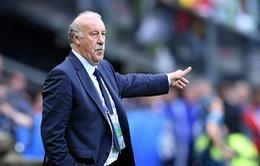 EURO 2016: Sau Hodgson, HLV Del Bosque chia tay ĐT Tây Ban Nha