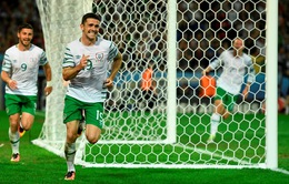 VIDEO EURO 2016: Đánh bại Italia, CH Ireland giành quyền vào vòng 1/8