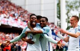 """VIDEO EURO 2016, Anh 2-1 Xứ Wales: Cuộc ngược dòng thần kỳ của """"Tam sư"""""""