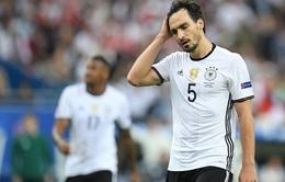 EURO 2016, Đức 0-0 Ba Lan: Nhà ĐKVĐ thế giới không thể thắng!
