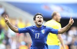 VIDEO EURO 2016: Eder vượt qua 4 cầu thủ Thụy Điển ghi bàn ấn tượng