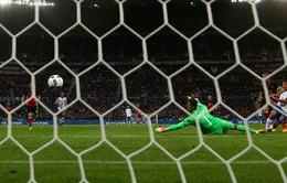 Courtois: Italy đẳng cấp hơn Bỉ