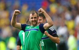 EURO 2016, Ukraine 0-2 Bắc Ireland: Chiến thắng thuyết phục!