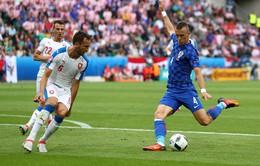 VIDEO EURO 2016, Czech 0-1 Croatia: Perisic khiến Petr Cech phải bó tay bằng cú sút chân trái