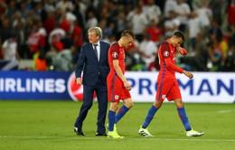 """VIDEO EURO 2016, Anh 0-0 Slovakia: """"Tam sư"""" đánh mất ngôi đầu bảng"""