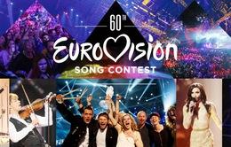Eurovision - Cuộc thi âm nhạc nổi tiếng và lâu đời nhất châu Âu