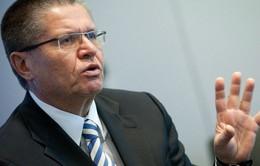 Bộ trưởng Bộ Phát triển kinh tế Nga phủ nhận cáo buộc nhận hối lộ 2 triệu USD
