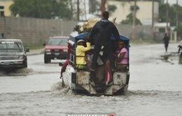 Mỹ gửi tàu chiến tới Haiti hỗ trợ sau siêu bão Matthew