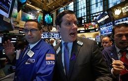 Thị trường chứng khoán Mỹ sụt giảm