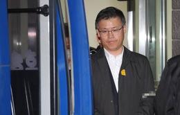 Thêm một trợ lý cấp cao của Tổng thống Hàn Quốc bị bắt
