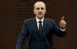 Hơn 200 quân nhân Thổ Nhĩ Kỳ bỏ trốn sau đảo chính