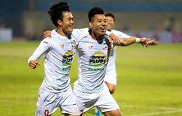 KẾT QUẢ vòng 21 V.League 2016: HAGL, B. BD thắng đậm, Hà Nội T&T, Hải Phòng rủ nhau thất bại