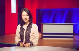 """Nhà báo Tạ Bích Loan: """"Năm 2016 sẽ đổi mới phong cách làm chương trình"""""""