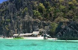 Đến thăm hòn đảo đẹp nhất thế giới ở Philippines