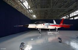 Nhật Bản giới thiệu máy bay tàng hình thế hệ mới