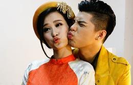 Giọng hát Việt nhí 2016: Noo Phước Thịnh ôm Đông Nhi trước mặt Ông Cao Thắng