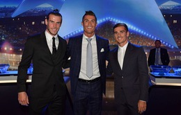 """Ronaldo """"quên"""" Bale, chọn Griezmann là cầu thủ xuất sắc nhất châu Âu"""
