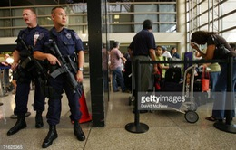 Sân bay Los Angeles (Mỹ) thắt chặt an ninh