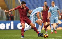Lazio 0-2 AS Roma: Khác biệt ở tuyến giữa!