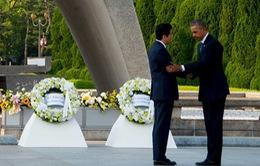 Nhìn lại chuyến công du châu Á lịch sử của Tổng thống Obama