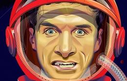 Thomas Muller: Sát thủ không gian của bóng đá hiện đại