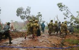 Quảng Trị diễn tập phòng chống lụt bão