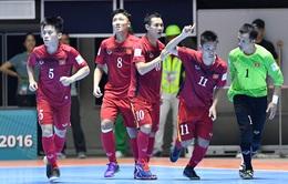 Lịch trực tiếp bóng đá ngày 17/9 và 18/9: Chờ tin vui từ ĐT Futsal Việt Nam