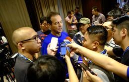 """HLV ĐT Philippines, Thomas Dooley: """"Chúng tôi sẽ đánh bại ĐT Thái Lan để vào bán kết AFF Cup"""""""