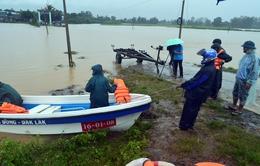 21 người thiệt mạng, mất tích do mưa lũ ở miền Trung, Tây Nguyên