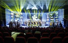 Cận cảnh buổi tổng duyệt lễ bế mạc Liên hoan Truyền hình toàn quốc lần thứ 36