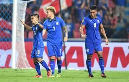 Các ngôi sao ĐT Thái Lan cẩn trọng trước ĐT Indonesia trong trận chung kết AFF Cup 2016