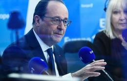 Tổng thống Hollande nhấn mạnh tầm quan trọng dự luật cải cách lao động