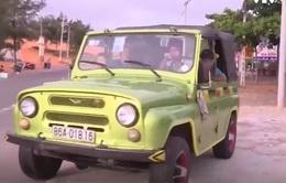 Nhiều sai phạm với ô tô chuyên chở du khách tại Bình Thuận
