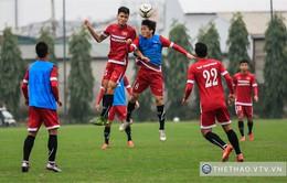 19h00 hôm nay (19/3), ĐT Việt Nam đá giao hữu với Than Quảng Ninh