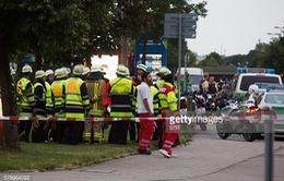 Lãnh đạo phương Tây lên tiếng về vụ xả súng kinh hoàng ở Đức